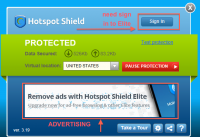 Hotspot Shield Free 5.1.7