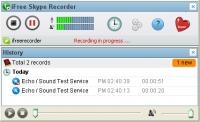 iFree Skype Recorder 7.0.11