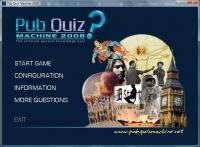 Pub Quiz Machine 2008