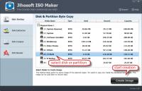 Jihosoft ISO Maker Free 2.0
