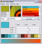 Just Color Picker 5.1