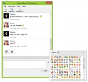 Kawaii Emoji Messenger 0.2.1 Beta