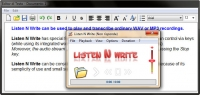Listen N Write Free 1.18