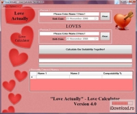 Love Calculator 4.0.0.1