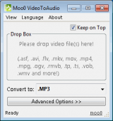 Moo0 Video to Audio 1.14