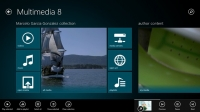 Multimedia 8 for Windows 8