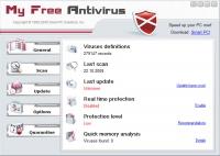 My Free Antivirus 2.2