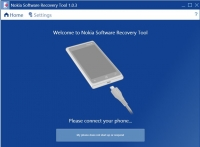 Lumia (Nokia) Software Recovery Tool 6.2.55