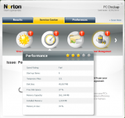 Norton PC Checkup 3.0.3.18.1