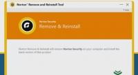 Norton Remove and Reinstall 4.5.0.46