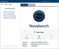 NovaBench 4.0.5