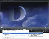 Open Subtitles MKV Player 4.7