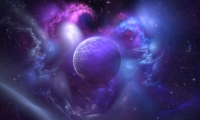 Outer Space Animated Wallpaper