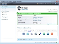 Agnitum Outpost Security Suite Free (32-bit)
