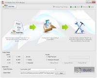 PDFMate Free PDF Merger 1.01