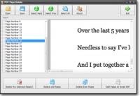 PDF Page Delete 3.0