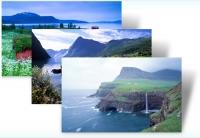 Peisaje nordice - Tema Windows 7