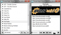 Pocket Radio Player 0518018