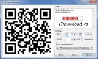 QrCode Receiver 1.0.1.160