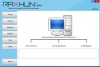 RaXHuN - Pc Utilities 2014