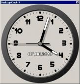 Desktop Clock-7 v4.1