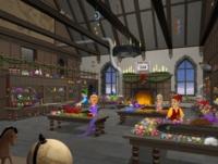 Santa`s Workshop 3D Screensaver