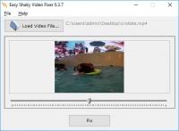 Easy Shaky Video Fixer 0.3.7