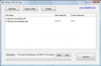 Simpo PDF to Text 1.5.0