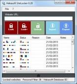SiteLocker 0.20