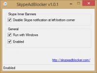 SkypeAdBlocker 1.0.1