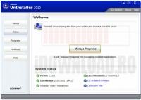 Simnet Uninstaller 2011 v3.1.2.3