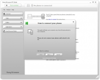 Sony PC Companion 2.10.303