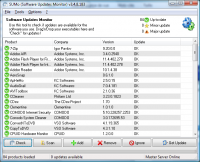 SUMo (Software Update Monitor) 3.8.3
