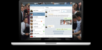 Telegram Desktop 1.1.7