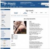 Top Music module