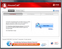 Trend Micro HouseCall 8.0