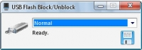 USB Flash Block/Unblock