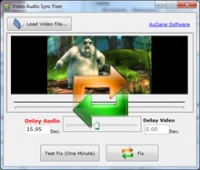 Video Audio Sync Fixer 1.0