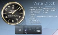 Vista Clock 1.2