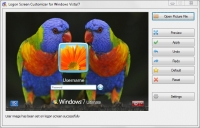 VSLogonScreenCustomizer 1.15