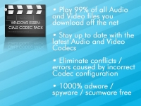 Windows Essentials Codec Pack 5.0