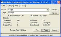 Unstoppable Copier 5.2