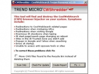 Trend Micro CWShredder