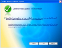 Microsoft Malicious Software Removal 5.48