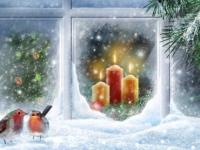 Christmas  Scenic Reflections Screensaver