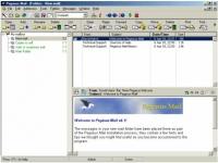 Pegasus Mail 4.71