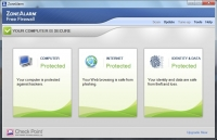 ZoneAlarm Free Firewall  15.6.111.18054