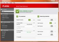 Avira Free Antivirus 2016 - 15.0.18.354