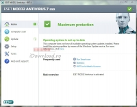NOD32 Antivirus 9.0.111.0 Beta