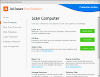 Ad-Aware Free Antivirus+ 11.12.945.920